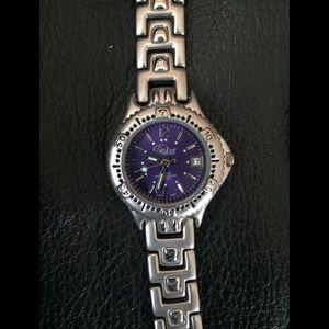 Vintage bum watch